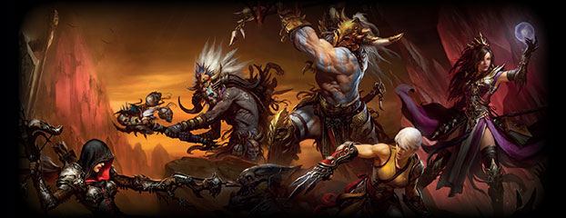 What Diablo III Character Would You Hang Out with for a Day?