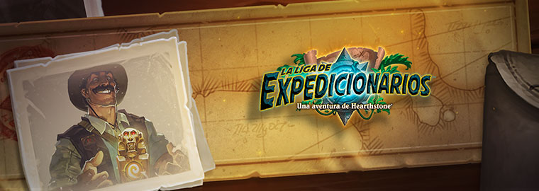 ¡La Liga de Expedicionarios Ya disponible!