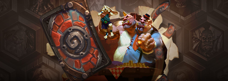 Hearthstone January 2017 Ranked Play Season – Grimestreet's Back!
