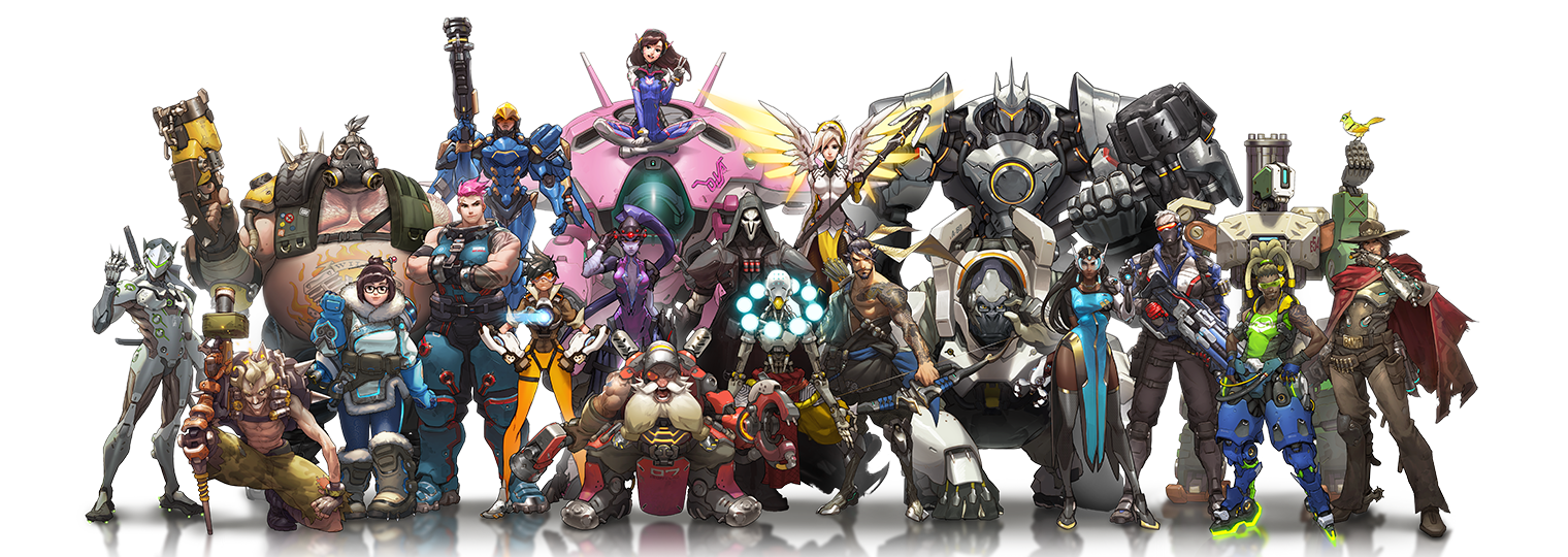 Cheers to Four Years: Dev Memories of Overwatch