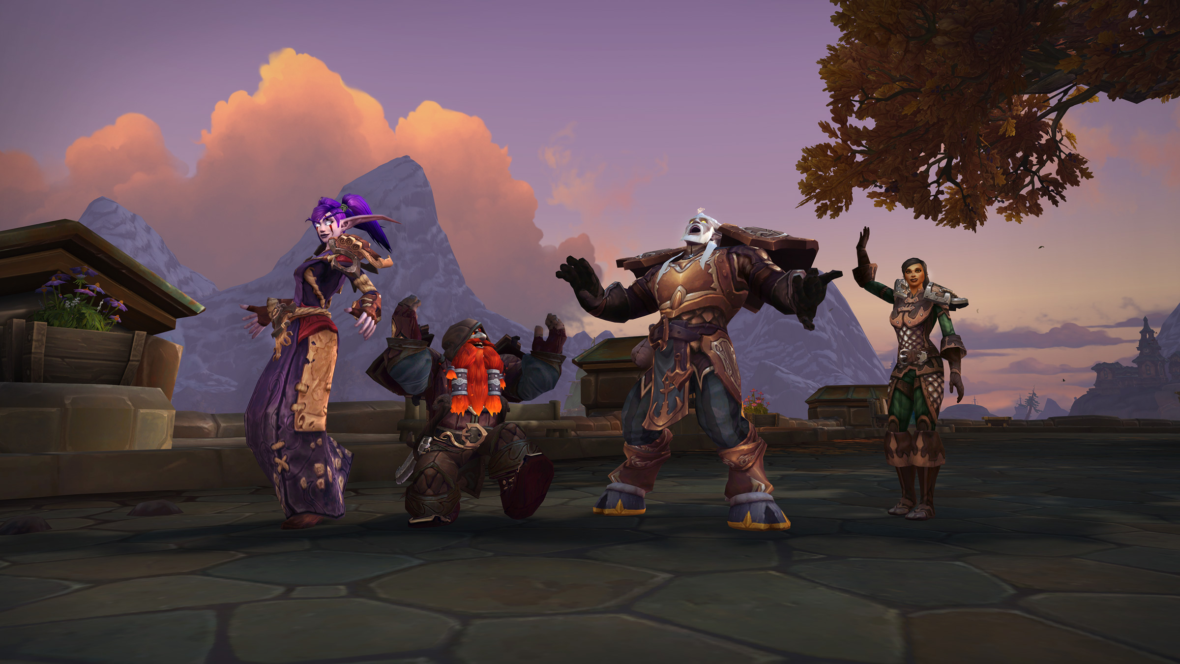 Battle for Azeroth Preview: World of Warcraft Communities