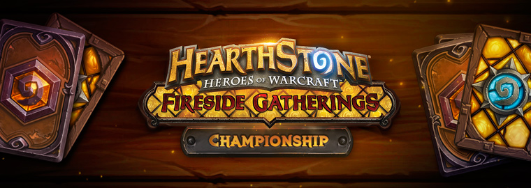 Fireside Gathering Championship - Stage 2!