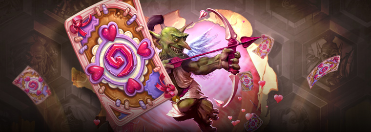 Hearthstone® January 2016 Ranked Play Season – You've Won My ♥-Stone