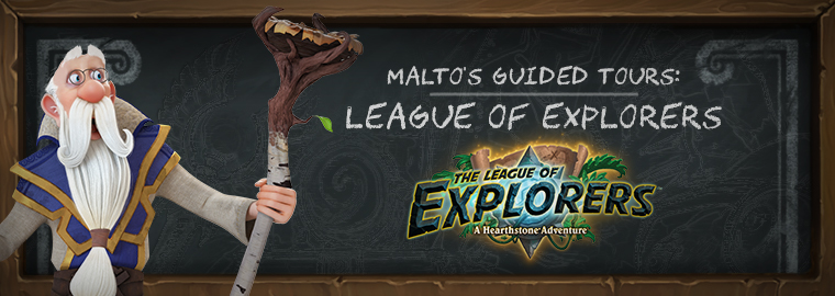 Malto's Guided Tours: The League of Explorers (Heroic)