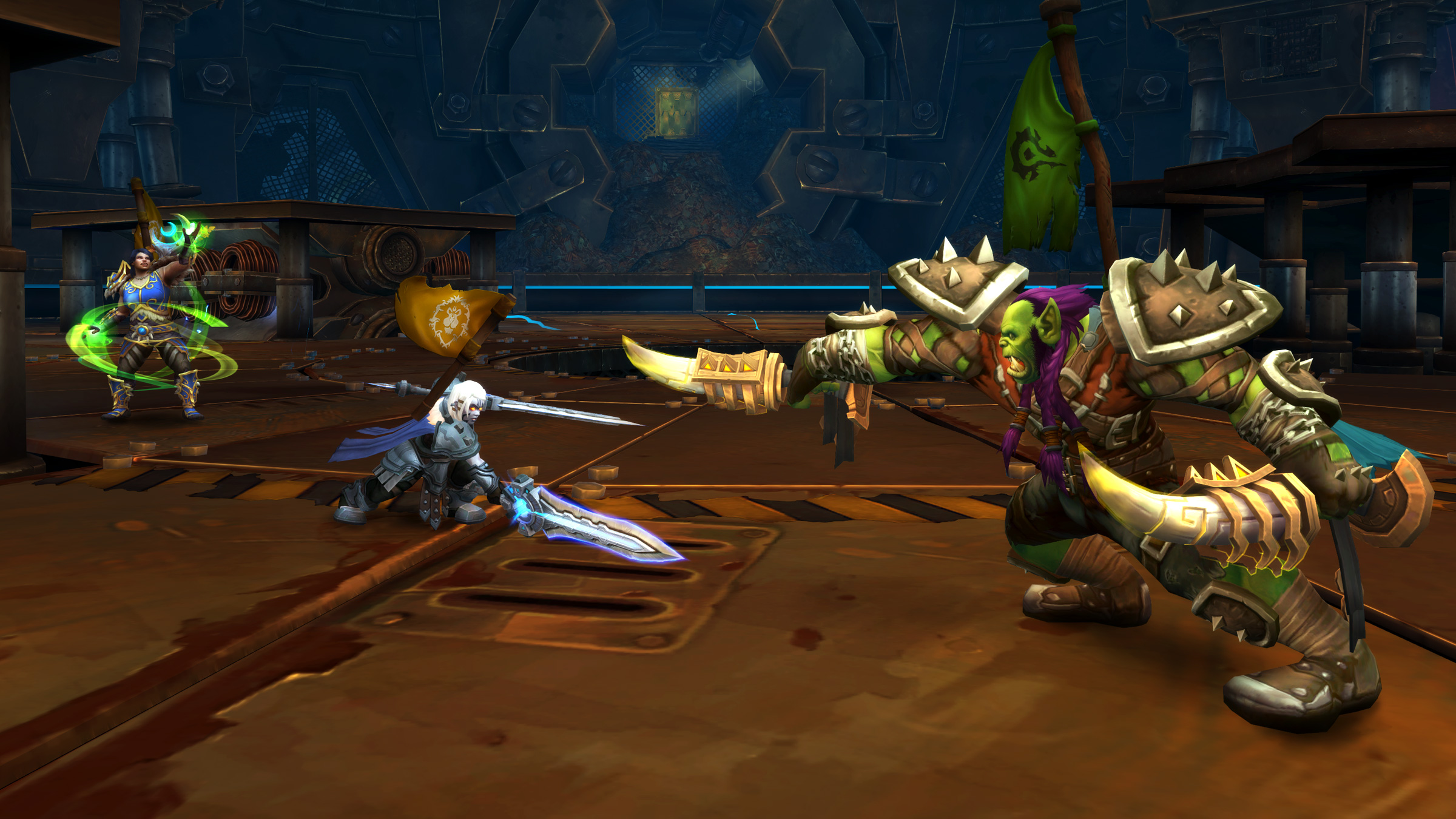 Saison 3 von Battle for Azeroth hat begonnen!