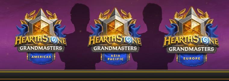 ¡Presentamos la temporada 1 de Grandes maestros de Hearthstone 2021!