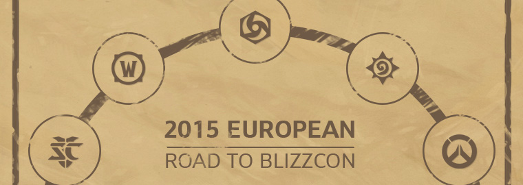 2015 European Road to BlizzCon: Hearthstone Championship