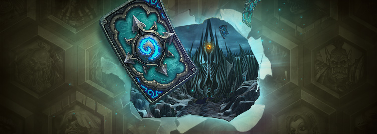 Hearthstone™ August 2014 Ranked Play Season - The Chill of Icecrown