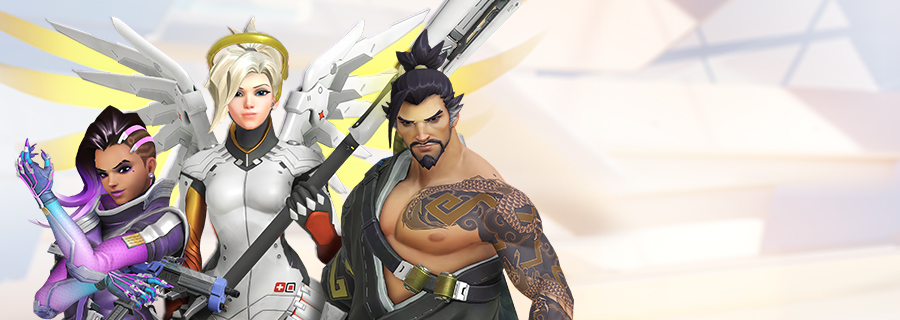 Play Overwatch® Free July 26–30 on PC!