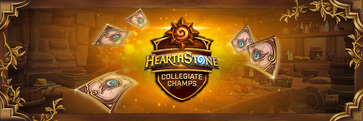 Welcome to the Hearthstone Collegiate Championship 2019 sponsored by Republic of Gamers