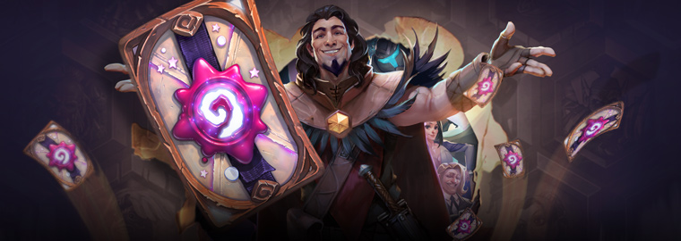 Hearthstone® August 2016 Ranked Play Season – An Intriguing Invitation