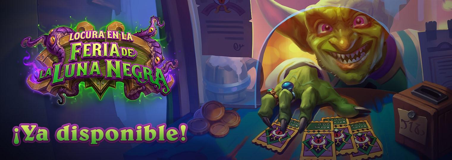 ¡Locura en la Feria de la Luna Negra ya está disponible!