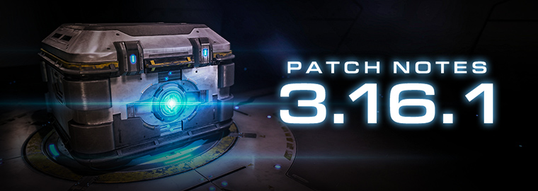 StarCraft II: Legacy of the Void 3 16 1 Patch Notes