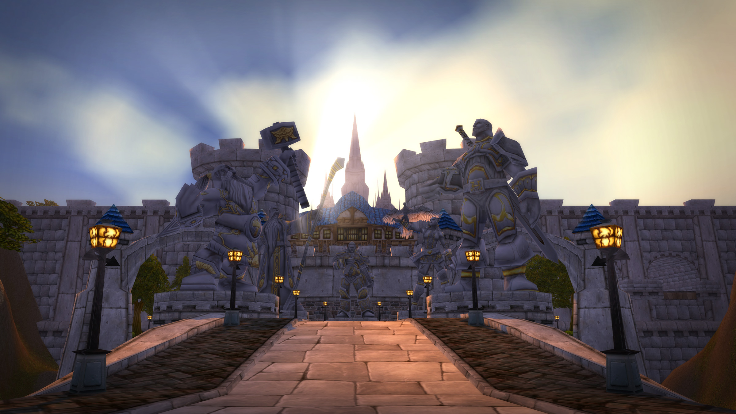 WoW® Classic City Tour: Stormwind