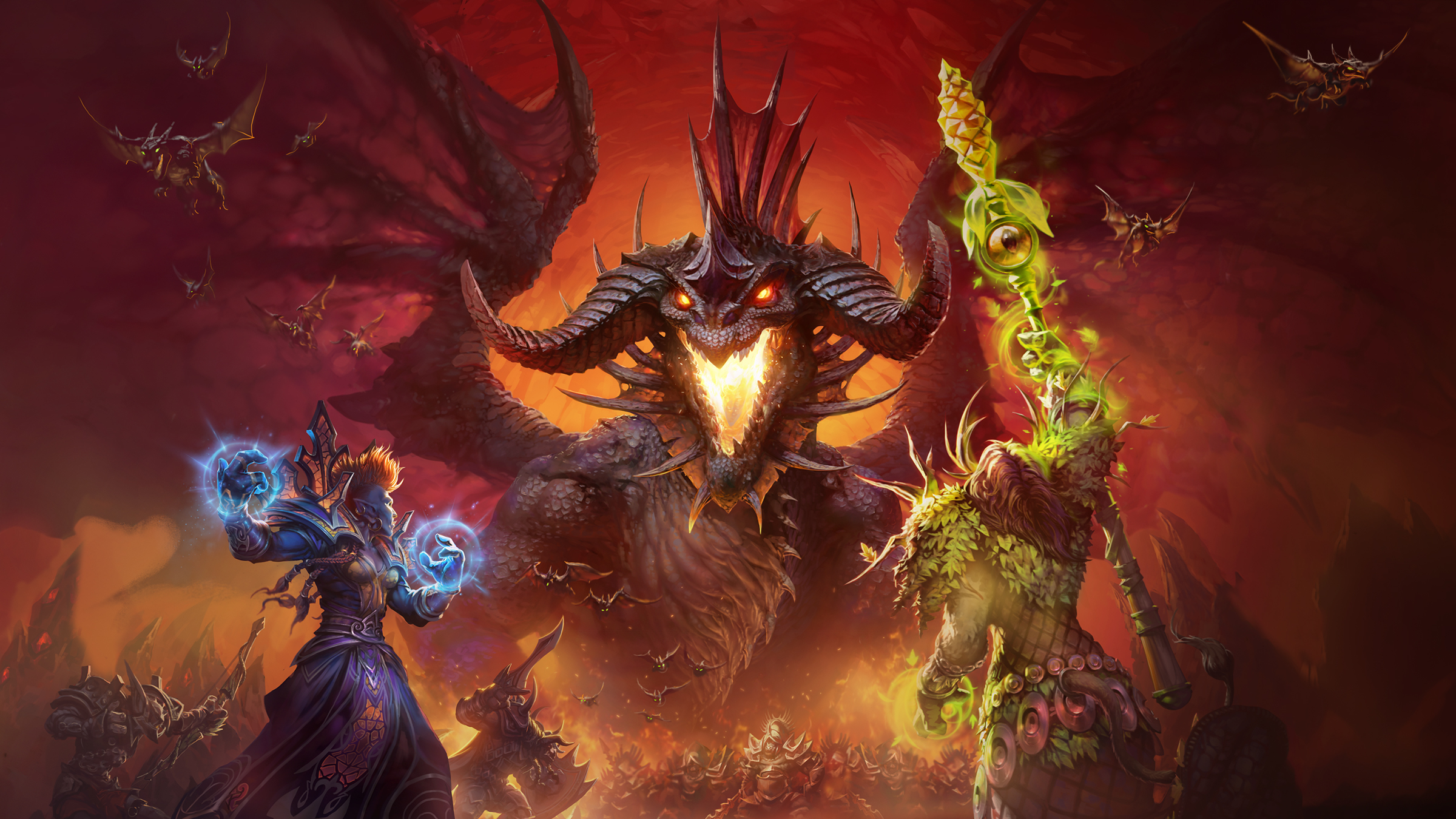 World of Warcraft Classic est disponible !