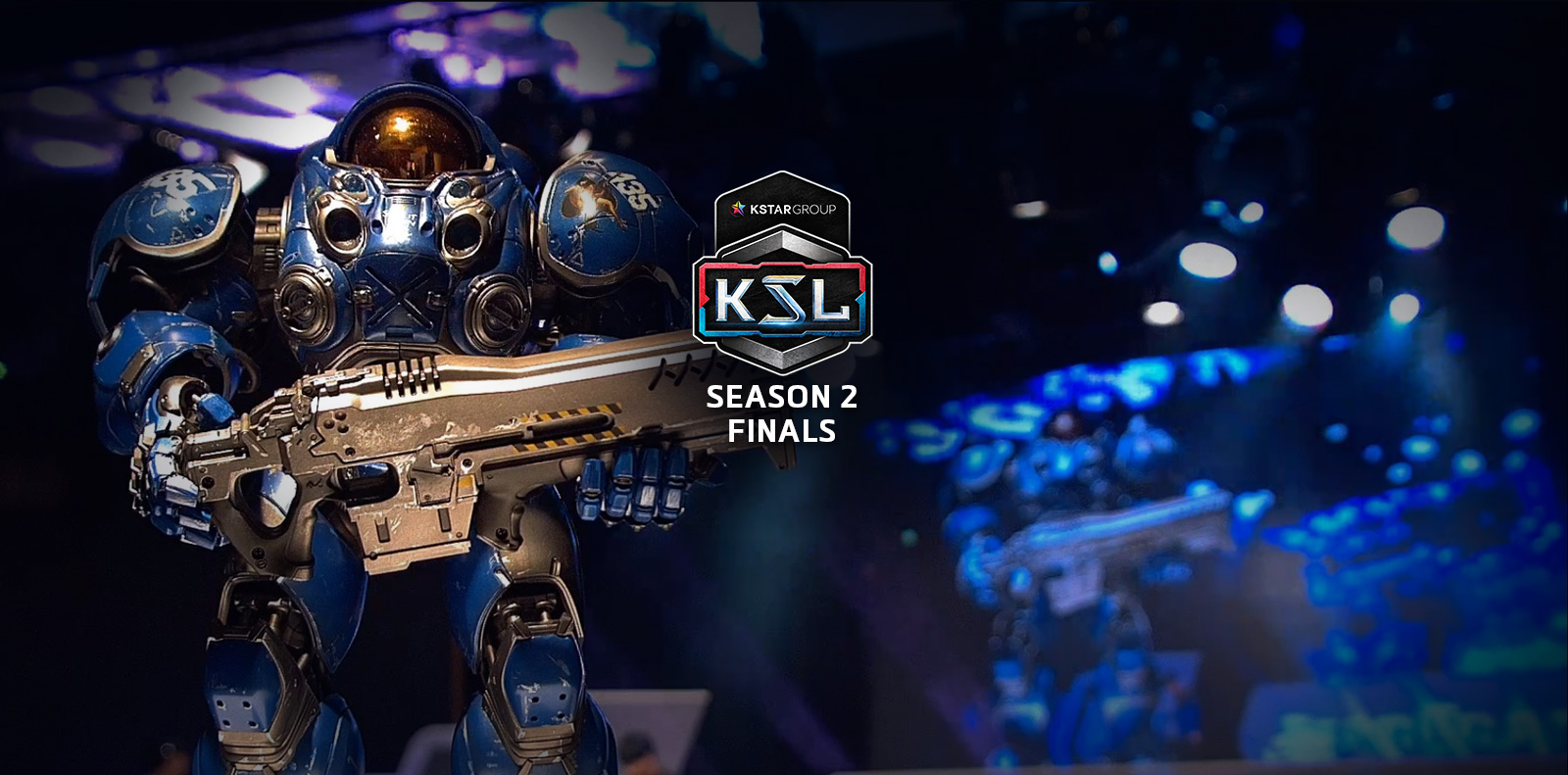 Tickets Now Available for the KSL Season 2 Finals!