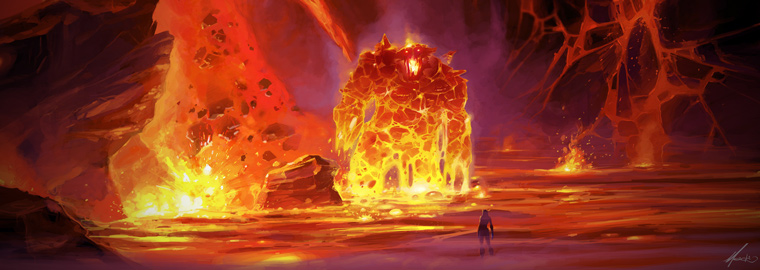 Blackrock Mountain – The Gooey Molten Center of Molten Core