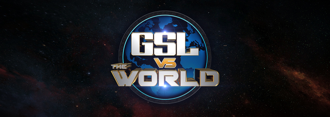Guía para ver el GSL vs The World 2019