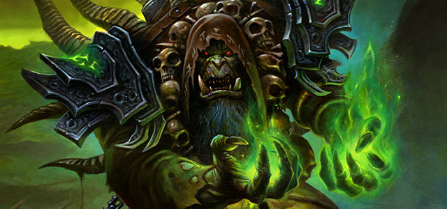New World of Warcraft Comic: Gul'dan and the Stranger