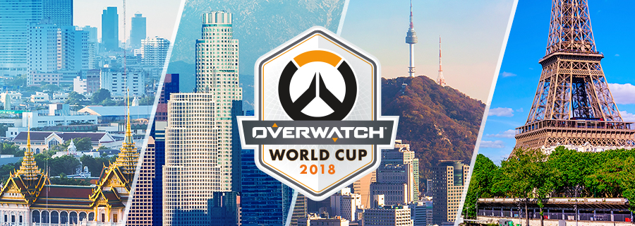 Overwatch World Cup Group Stage Tickets on Sale Now
