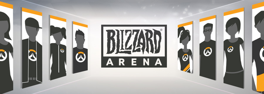 Presenting Blizzard Arena Los Angeles