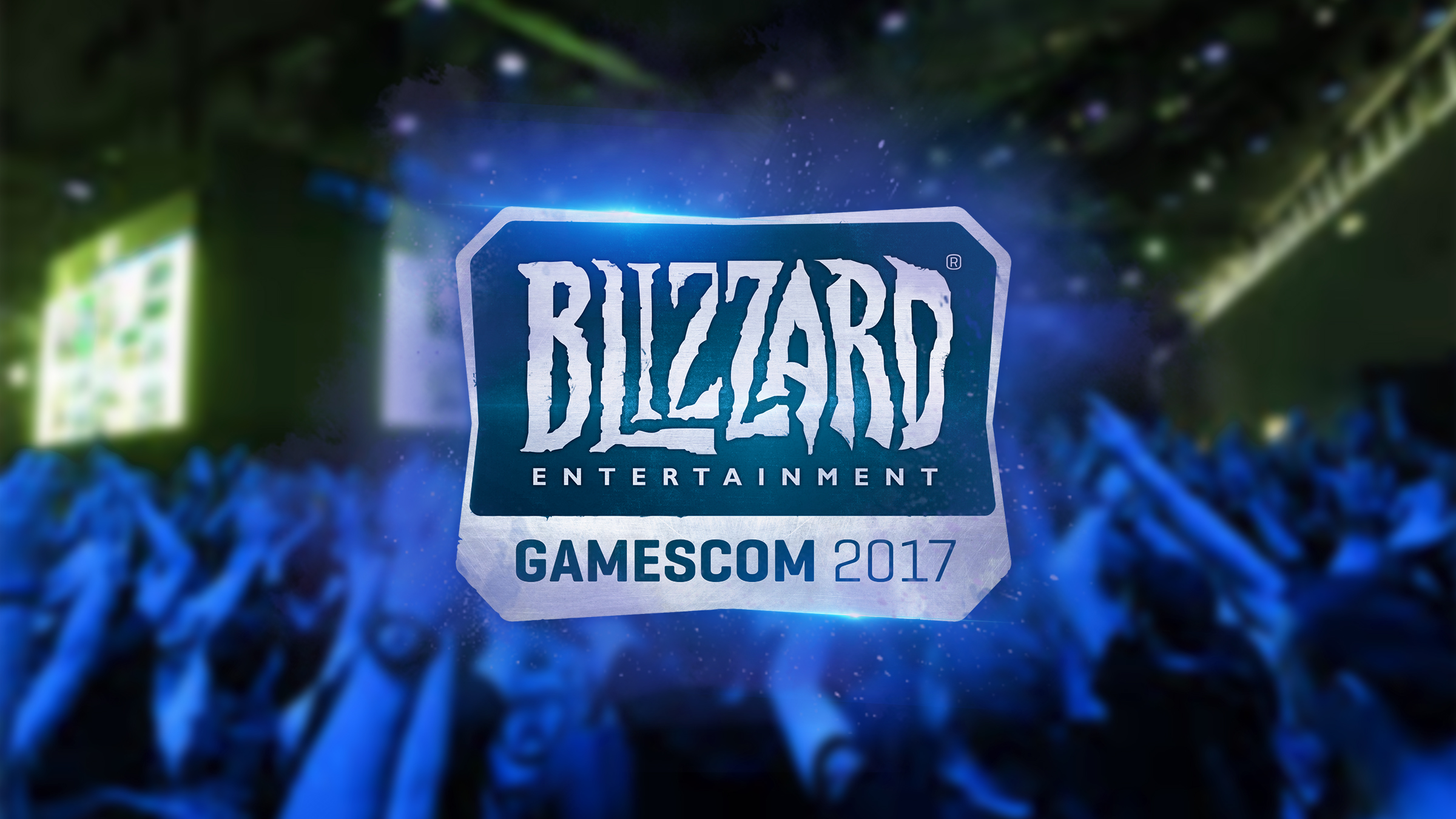 Blizzard Entertainment auf der gamescom 2017