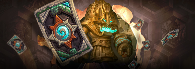 Hearthstone June 2016 Ranked Play Season – Back in Zul'drak