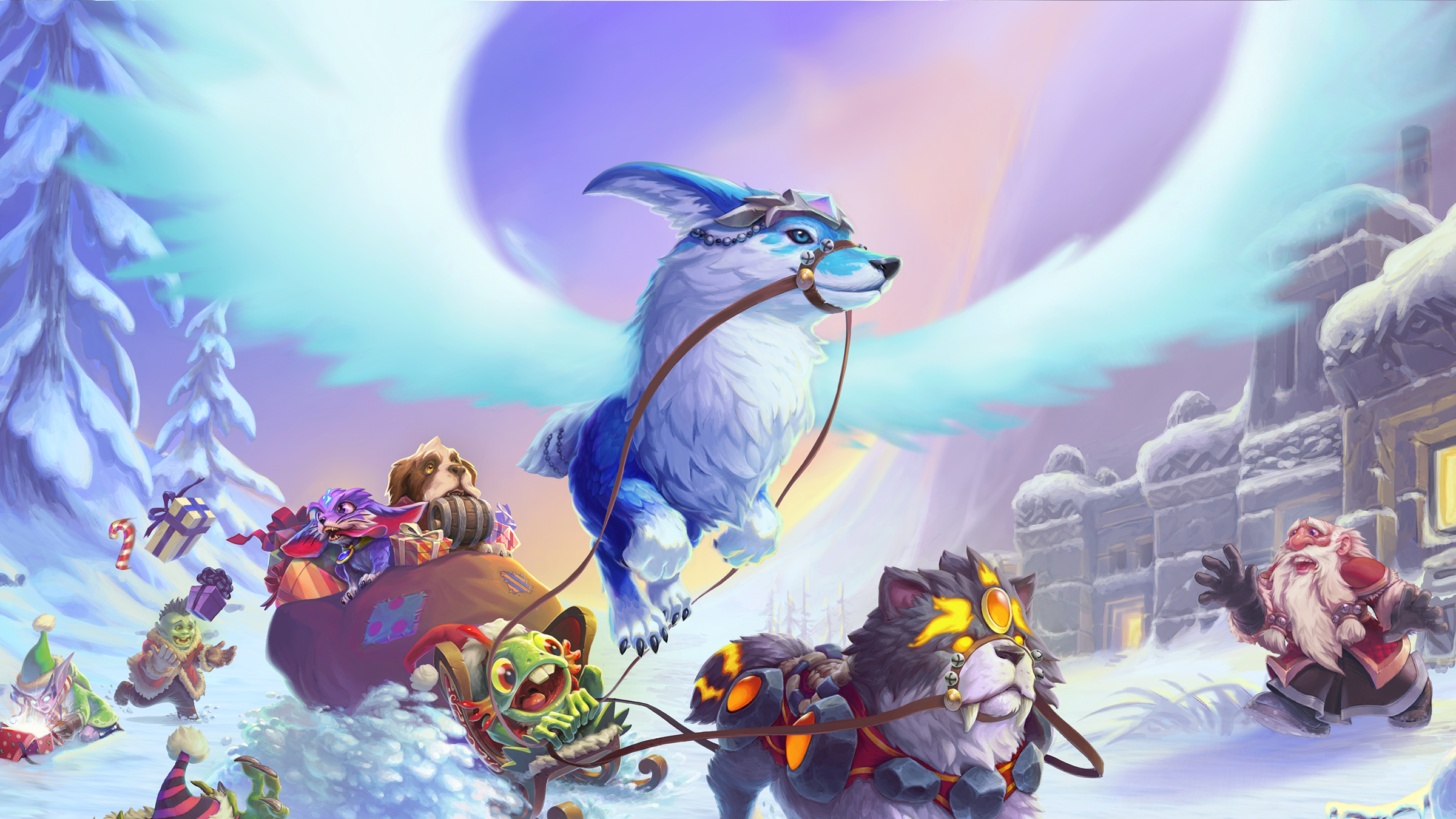 Save Big on Character Boosts, Pets, Mounts, and More During Our Holiday Sale