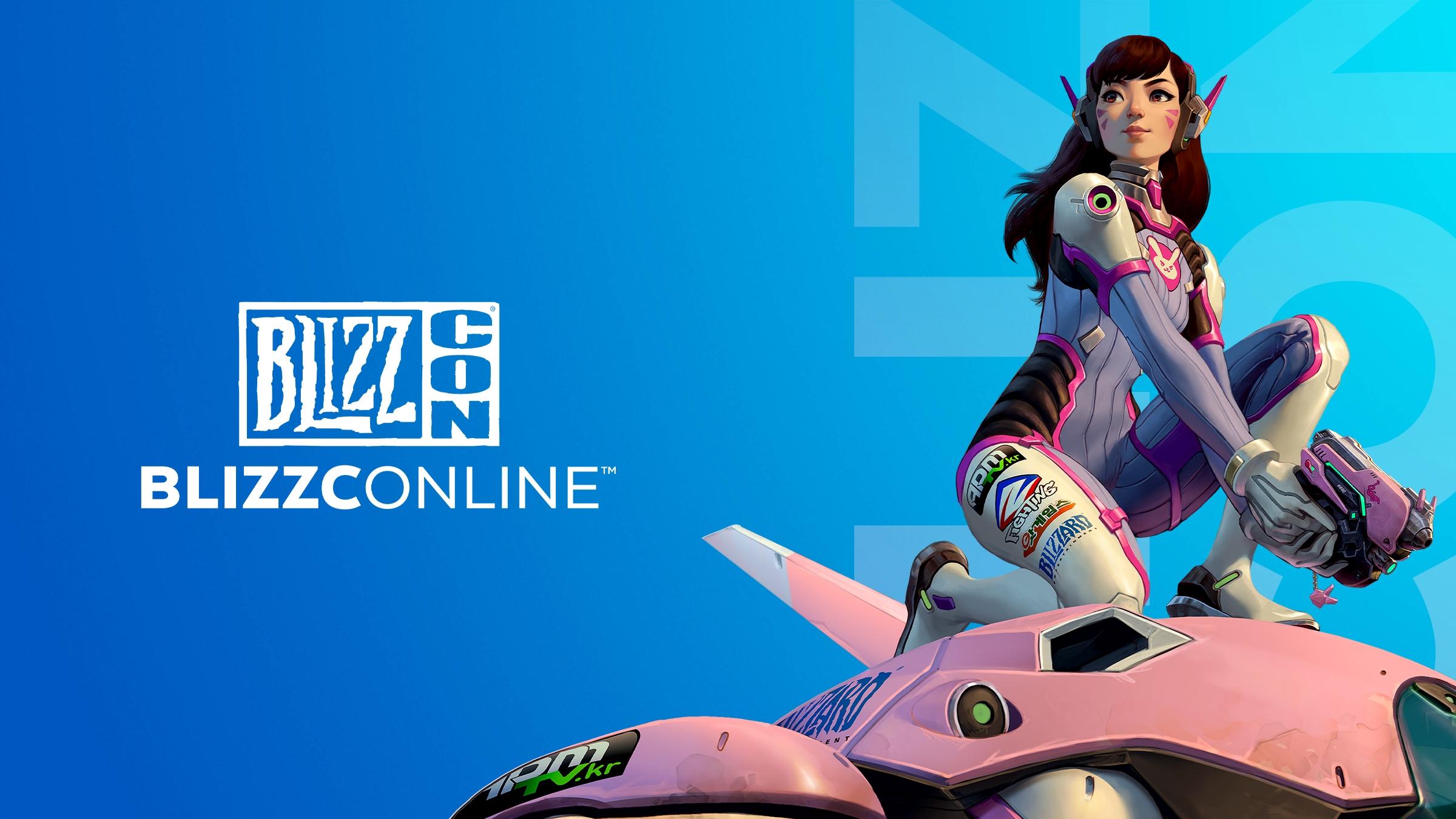 Первый взгляд на развлечения BlizzConline