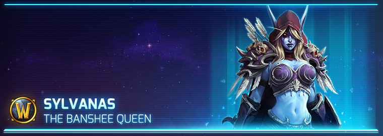 Sylvanas Hero Week Heroes Of The Storm Blizzard News While all other reworks are either on top or at the bottom of the chain, sylv didn't really change her spot. sylvanas hero week heroes of the