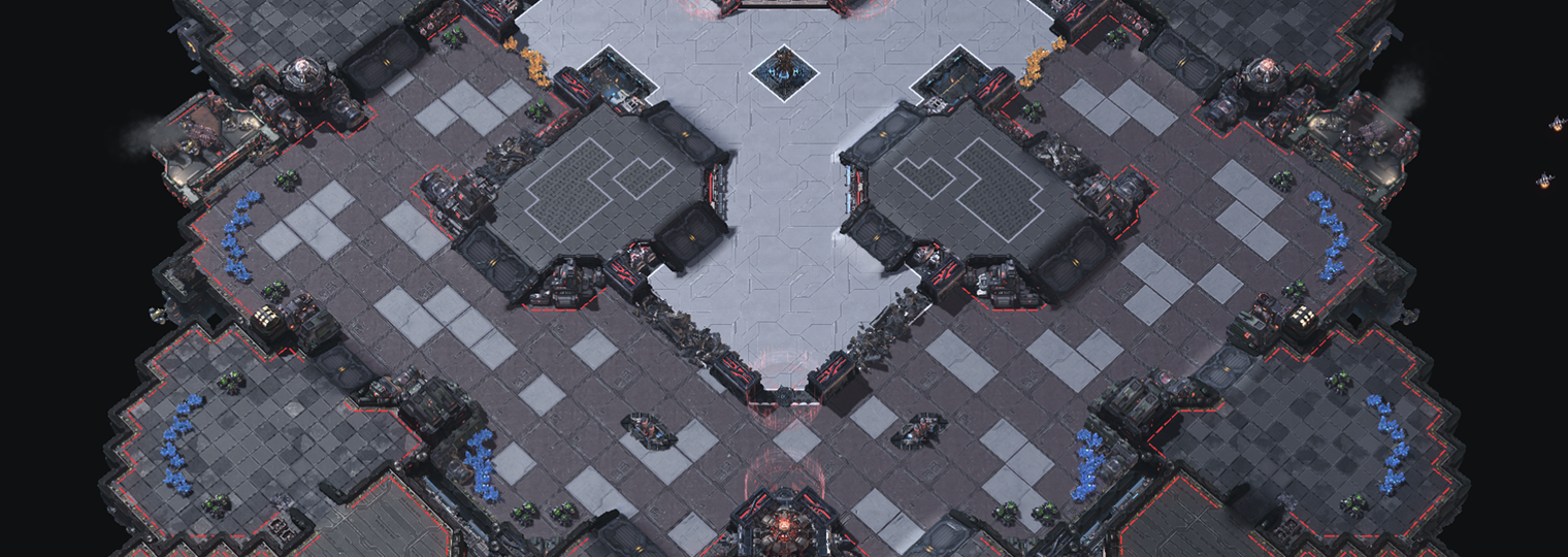TLnet Map Contest #14: Watch top pros compete on fan-created maps
