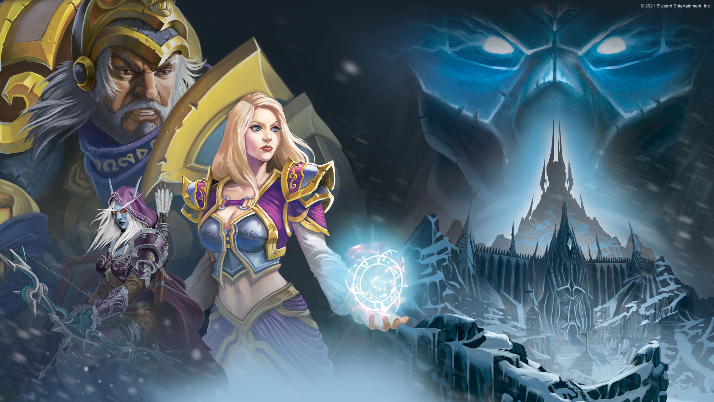 Coming This Fall: World of Warcraft: Wrath of the Lich King–A Pandemic System Board Game