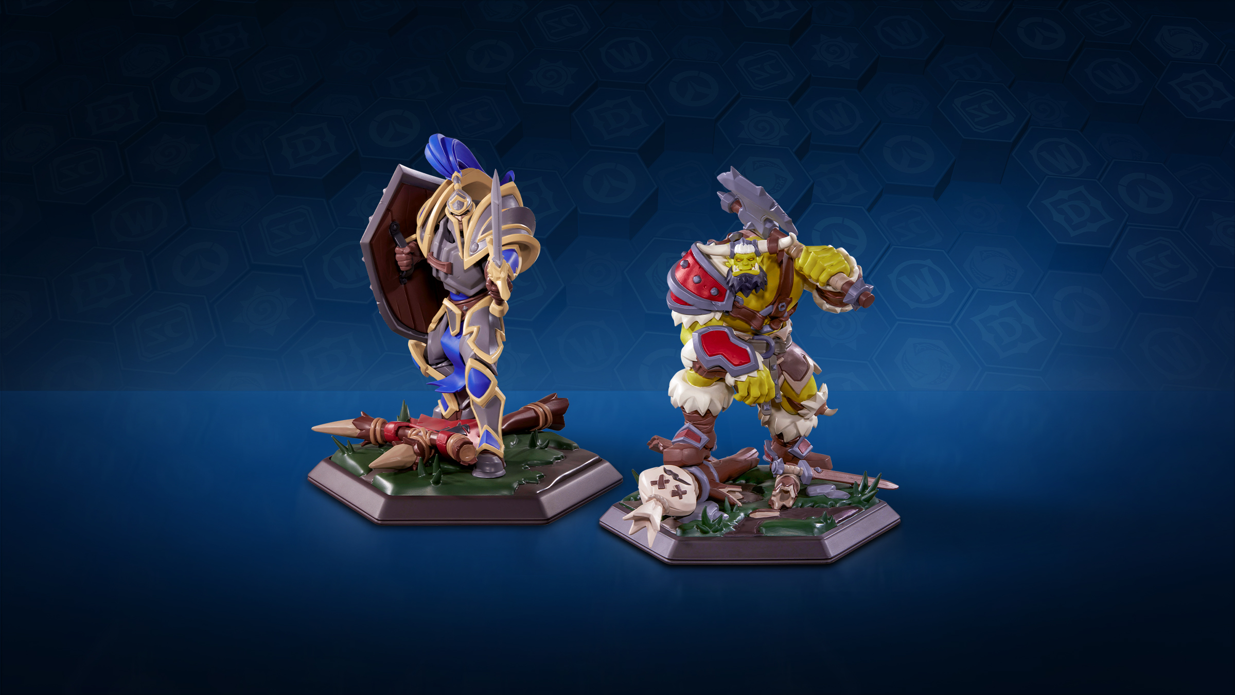 BlizzCon 2019 Commemorative Collectible Celebrates 25 Years of Warcraft