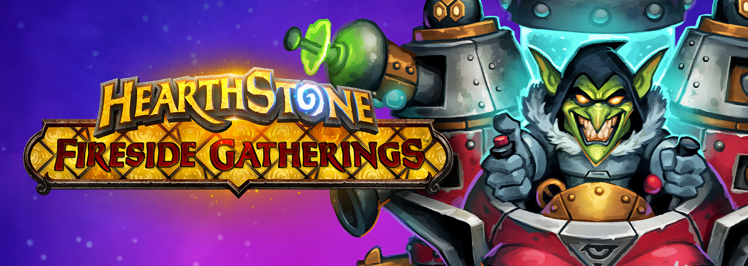 Adventure Together at a Galakrond's Awakening Fireside Gathering!