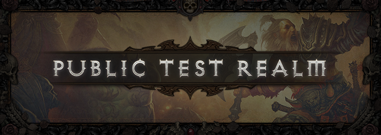 Diablo 3 PTR 2.7.0 Now Live | Patch Update