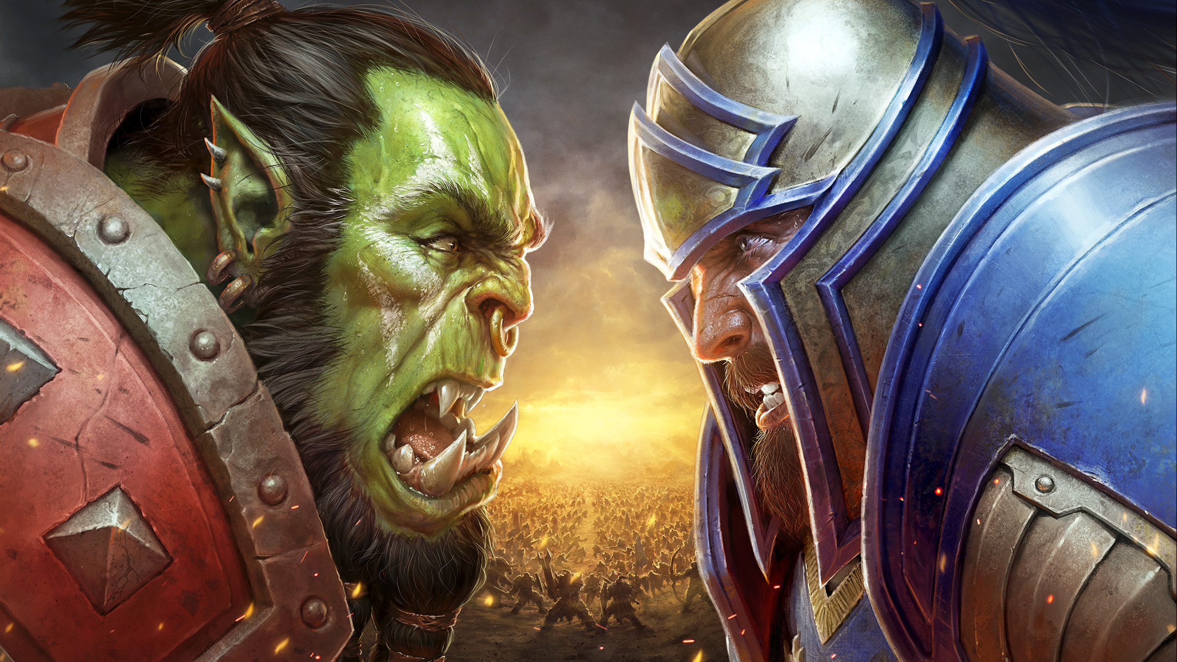 ¡Ya podéis precomprar Battle for Azeroth™!