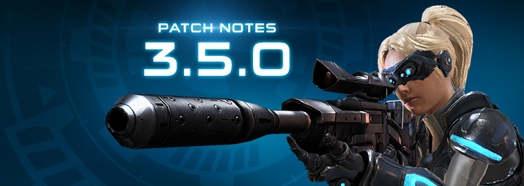 StarCraft II: Legacy of the Void 3.5.0 Patch