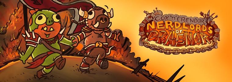 Watch Cox n' Crendor: Nerdlords of Draenor