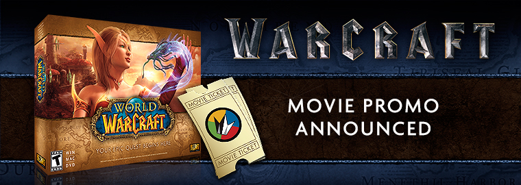 The Warcraft Movie Arrives in Theaters Soon!