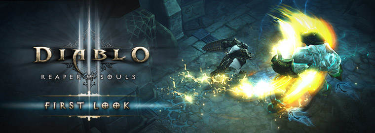 Reaper of Souls™ First Look: Gameplay Teaser