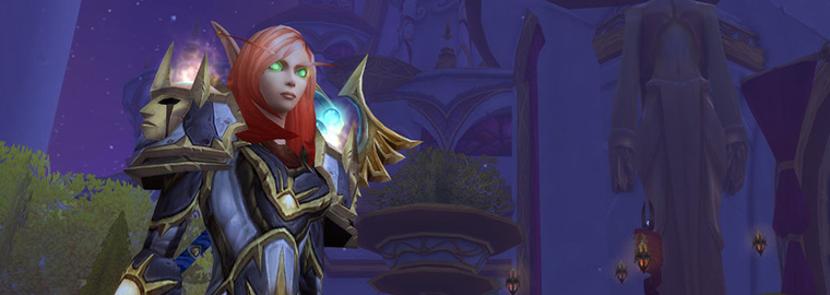 Legion Class Preview Series: Priest