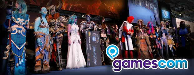 Gamescom 2013 – Signup Now Open for Costume Contest