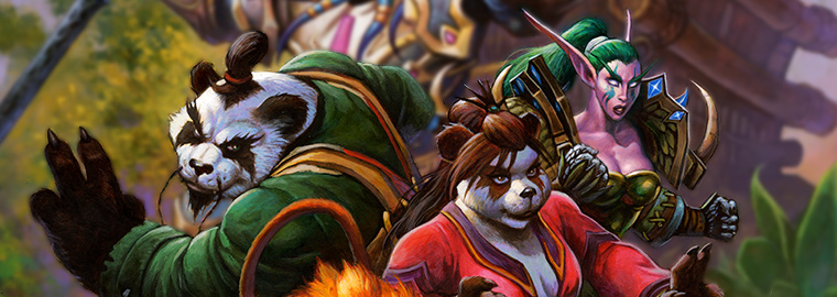 New World of Warcraft Short Story: The Untamed Valley