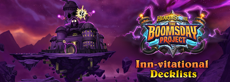 The Boomsday Project Inn-vitational's Top Secret Decklists—Unveiled!