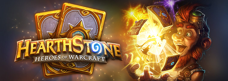 La bêta de Hearthstone: Heroes of Warcraft commence !