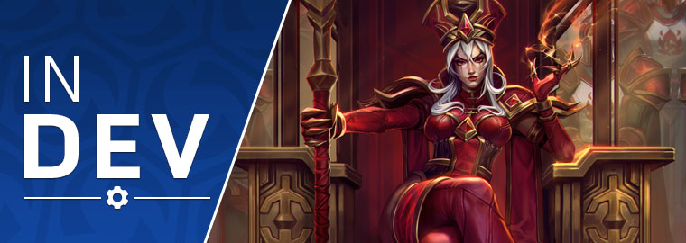 In-Development: Whitemane, Viper Skins, and More!
