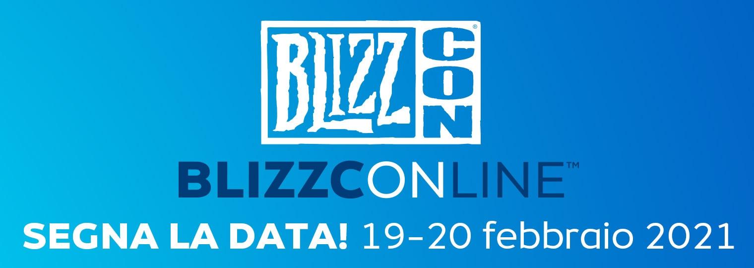 BlizzConline 2021: date svelate