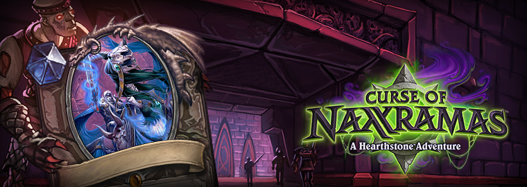 Curse of Naxxramas: The Military Quarter - Now Open!