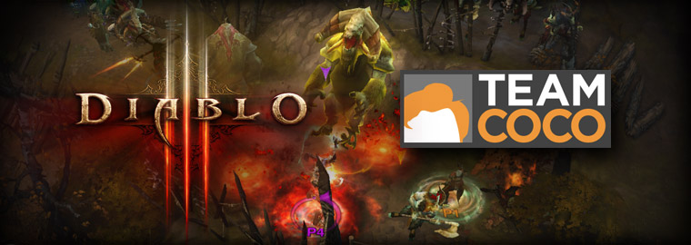 Conan O'Brien Highlights Some (Unexpected) Changes in Diablo III Console