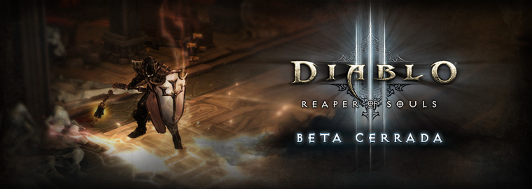 Ya está disponible la beta cerrada de Reaper of Souls